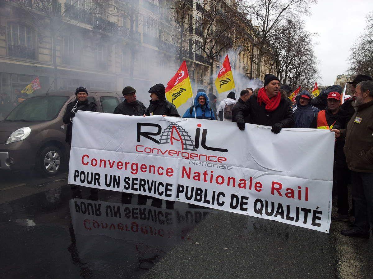 Pour les guichets des gares, pour la réhumanisation du service public ferroviaire : un combat de longue haleine