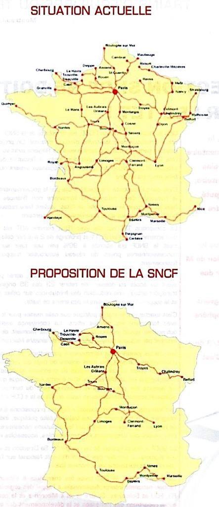 Évolution des dessertes ferroviaires : l'analyse du site Trains directs pour Orléans