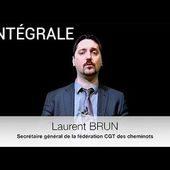 Laurent Brun analyse la politique ferroviaire du gouvernement