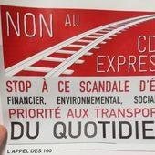 Communiqué de l'association NON au CDG Express
