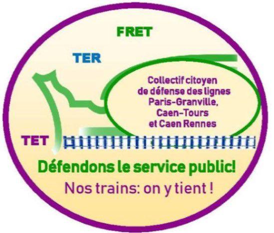 Communiqué du collectif sud-normand de la CNR sur la politique régionale des transports