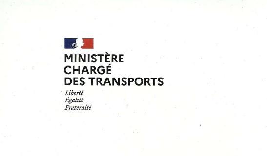Réponse du ministère des transports à un courrier de la CNR
