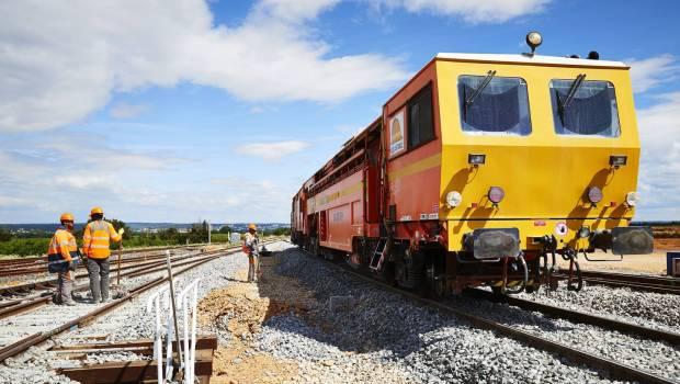Un article sur la réfection de la ligne Nantes-Bordeaux