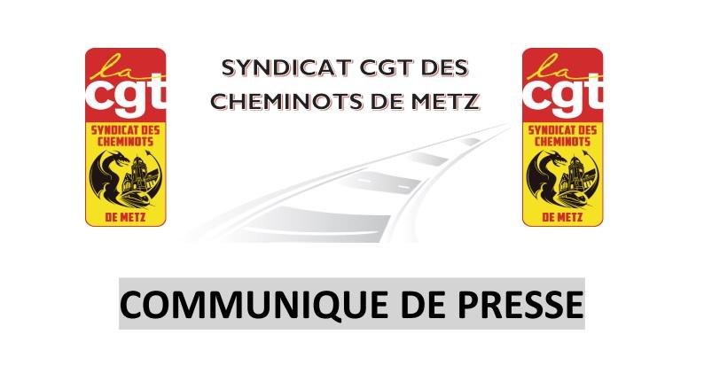 La CGT des cheminots de Metz réclame le retour du train de nuit Luxembourg/Vintimille